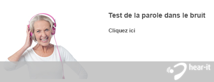Test auditif en ligne